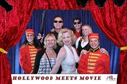 Hollywood Meets Movie © www.funenpartymatch.nl
