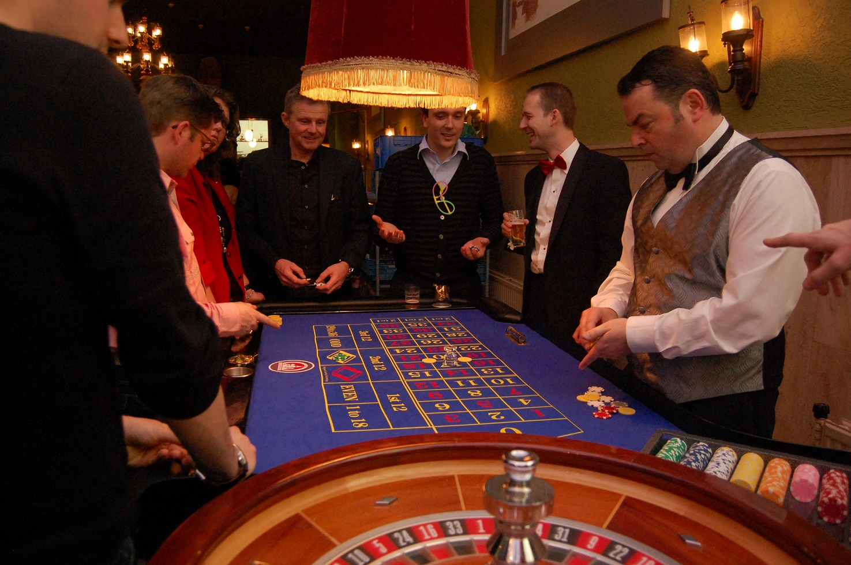Roulette Tafel Huren : Casino huren fun party match