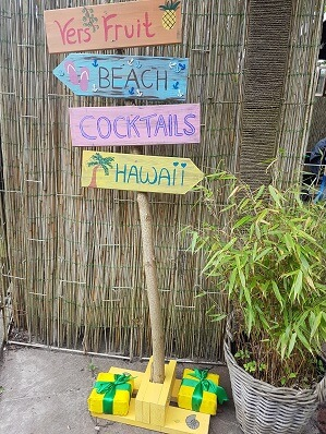 Tropical Cocktail Bar www.funenpartymatch.nl